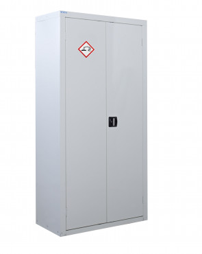 Acid And Alkali Storage Cabinet Floor Standing - Small