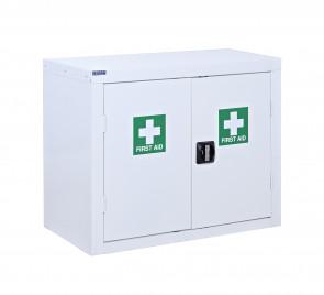 First Aid Cupboard Floor Standing - 2 Door