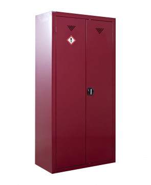 Pesticide And Agrochemical Storage Cabinet 2 Doors - Medium