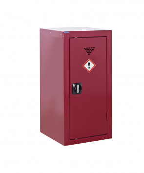 Pesticide And Agrochemical Storage Cabinet 1 Door - Small