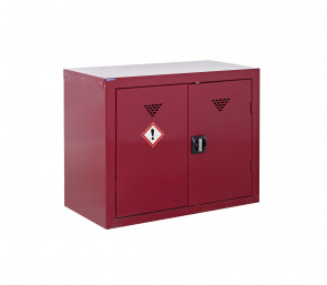 Pesticide And Agrochemical Storage Cabinet 2 Doors - Small