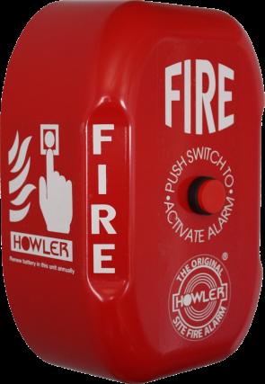 Howler Ho1 Site Alarm