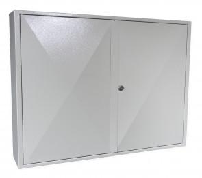 Padlock Cabinet 100 Locks - Key Locking