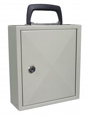 Mobile Key Cabinet 20 Keys - Key Locking
