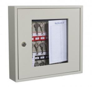 Key View Cabinet 30 Keys - Key Locking