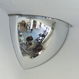 Quarter Dome Safety Mirror 800mm