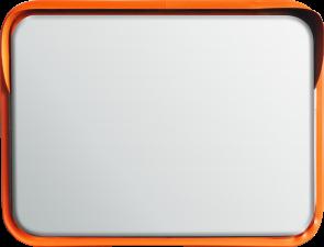 Rectangular Safety Mirror 600 x 450mm
