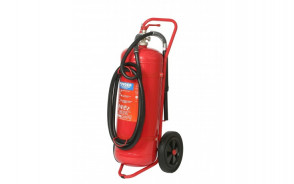 ABC Powder Wheeled Fire Extinguisher 50kg