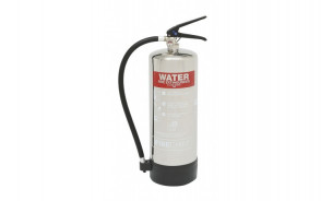 Water Polished Fire Extinguisher 6L