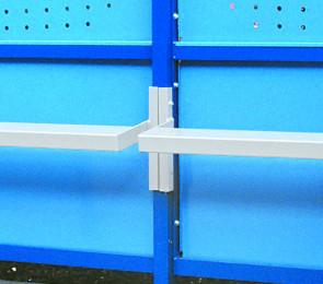 Premier Shelter Frame Mounted Seat - Front