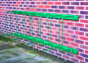 Cycle Shelter Wall Mounted