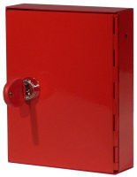 Emergency Key Cabinet - Solid Door