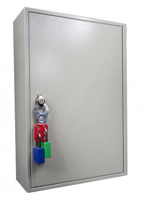Key Cabinet 200 Hook - Padlockable Cam