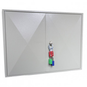 Deep Key Cabinets 200 Bunches Padlockable Cam