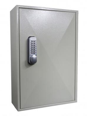 Padlock Cabinet 50 Locks - Mechanical Digital Lock