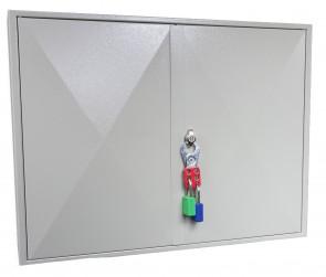 Key Cabinet 600 Hook - Padlockable Cam